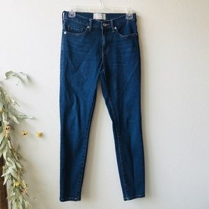 Everlane classic ankle jeans